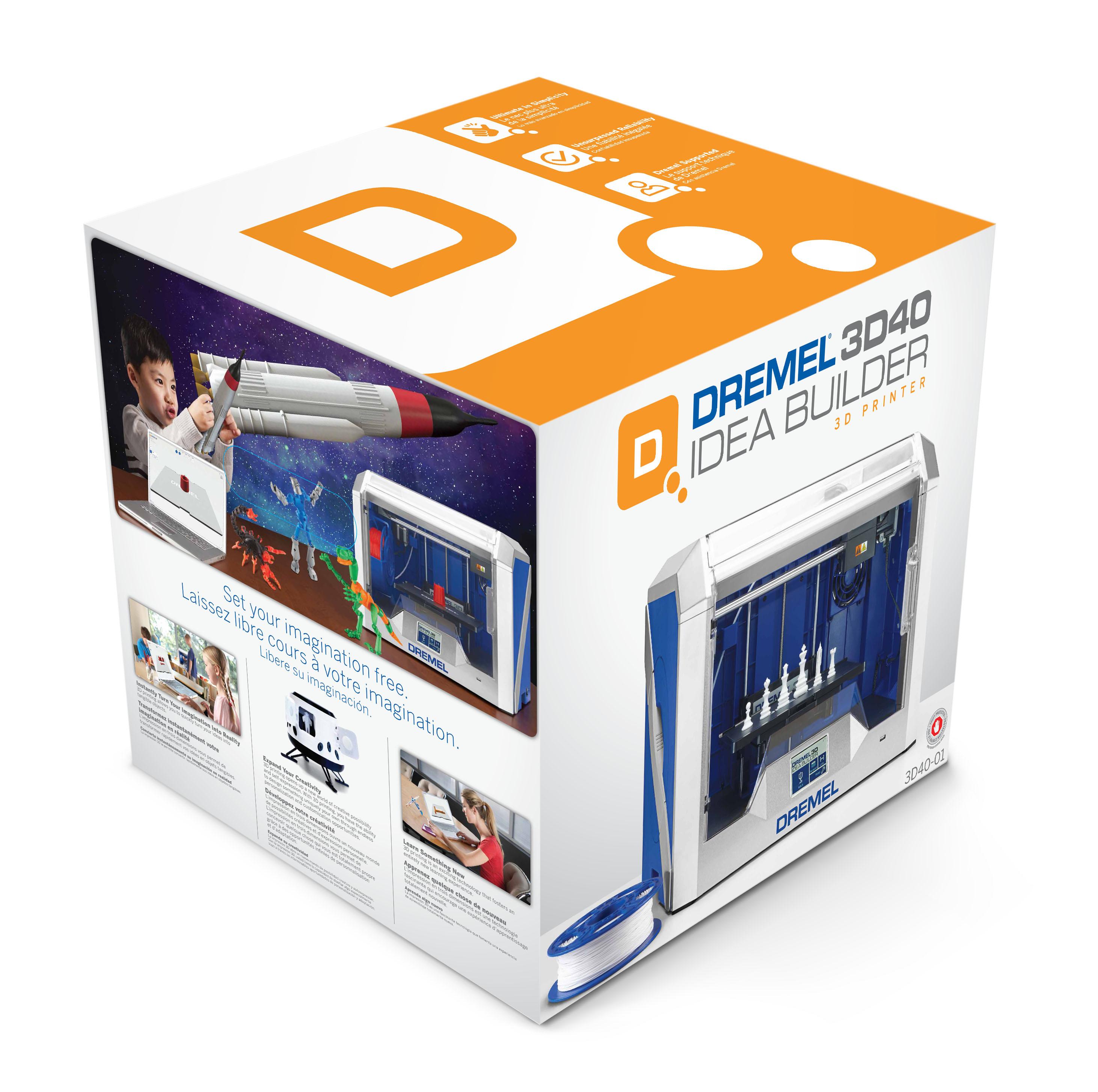 Dremel 3D Idea Builder Launch
